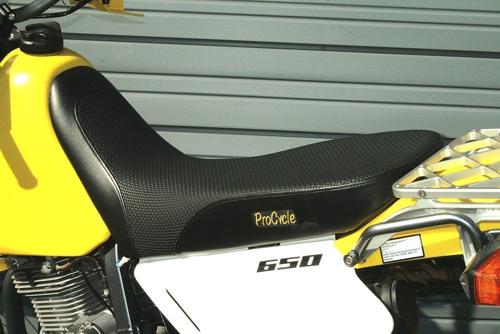 dr650 procycle seat foam cover kit