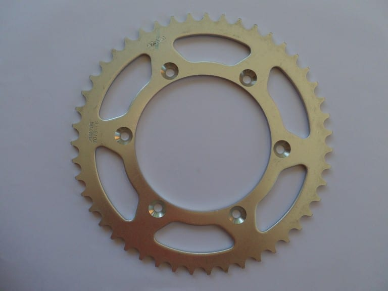 Sprocket Chain Set for Suzuki DR650SE 15//41 Tooth 525 Rear Front Combo Kit