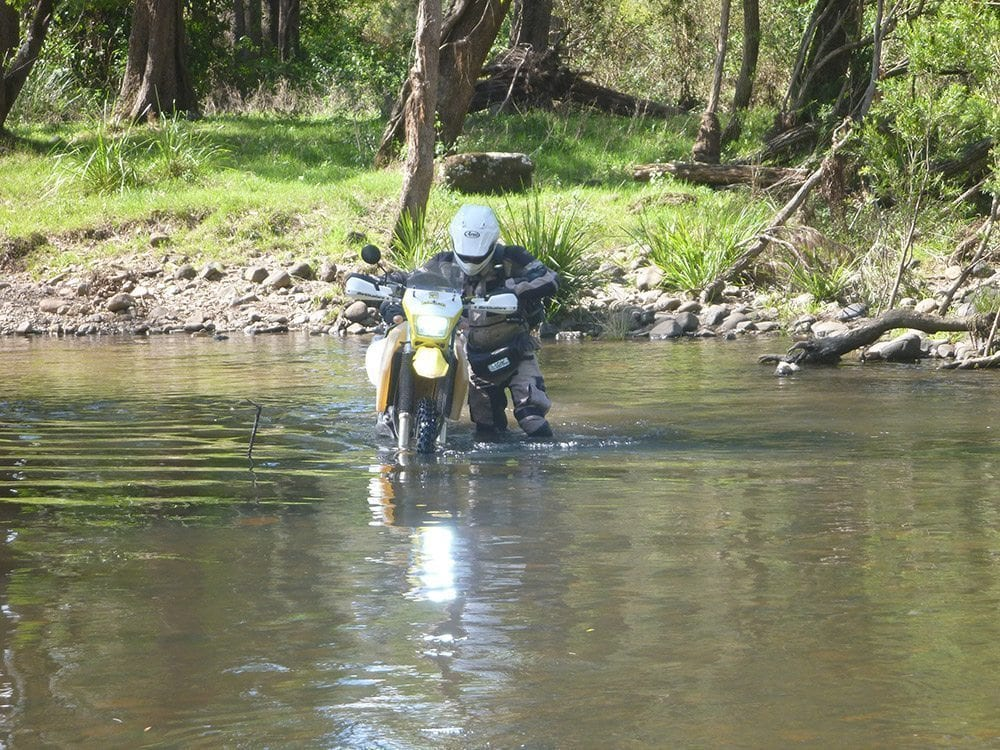 Hanging With The Northern Rivers Adventure Rider Group