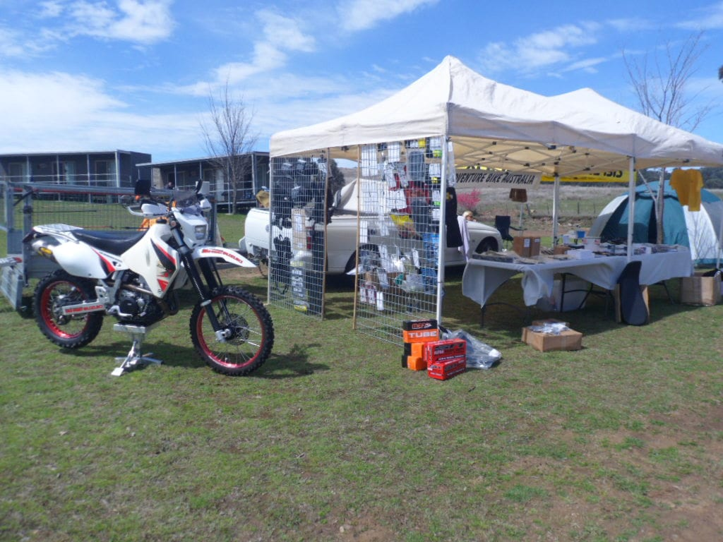 Northern Adventure Congregation with Adventure Bike Australia