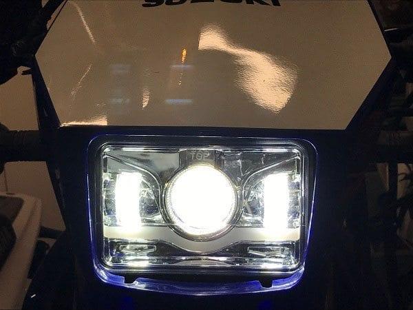 Jns Dr  Drz Led Headlight Kit