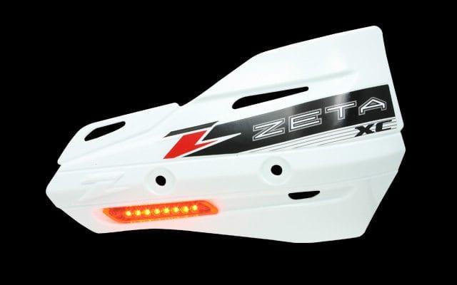 Zeta Armor XC Handguard with Flasher