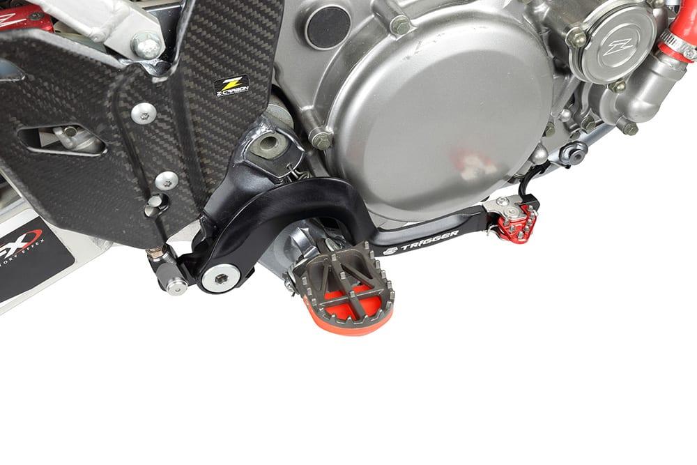 Trigger DRZ400 Brake Pedal
